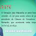 CONVITE PARA SESSÃO SOLENE DE POSSE DO NOVO PRESIDENTE DA CÂMARA MUNICIPAL DE VEREADORES DE SÃO BERNARDO