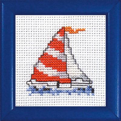 Boat Crossstich Patterns 187 Patterns Gallery