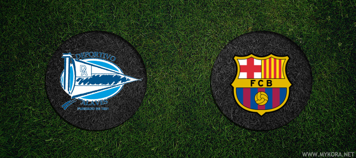 برشلونة وديبورتيفو الافيس بث مباشر