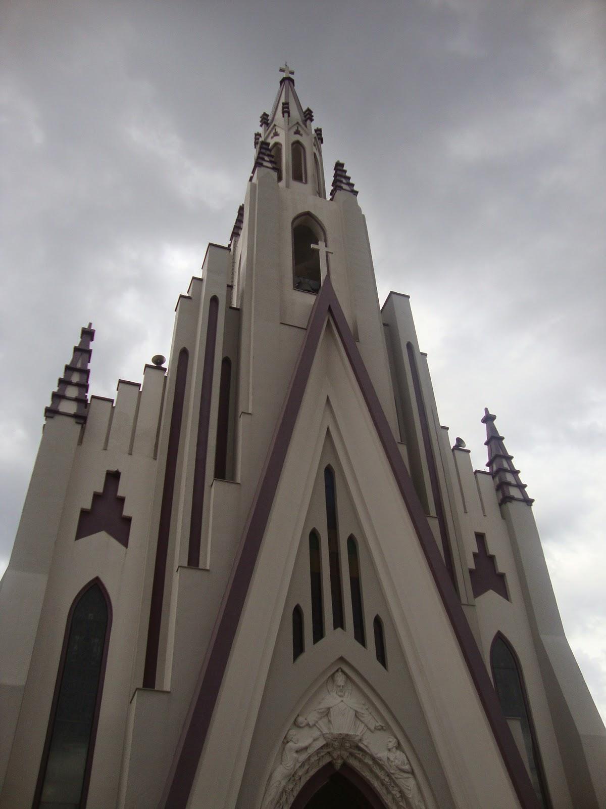 Igreja matriz de Bento Gonçalves