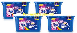 Logo Con Desideri Magazine vinci una fornitura Dash Pods 3in1