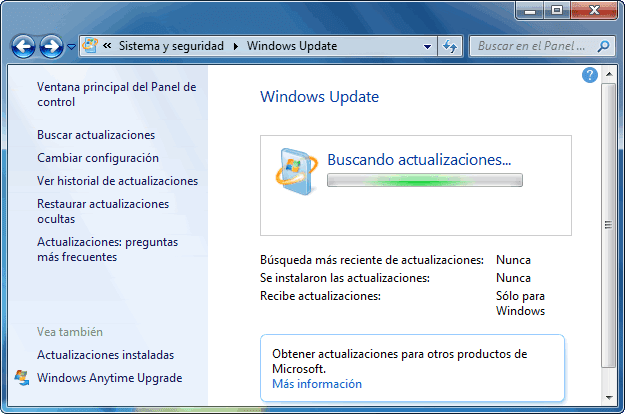 Windows Update - El Blog de HiiARA