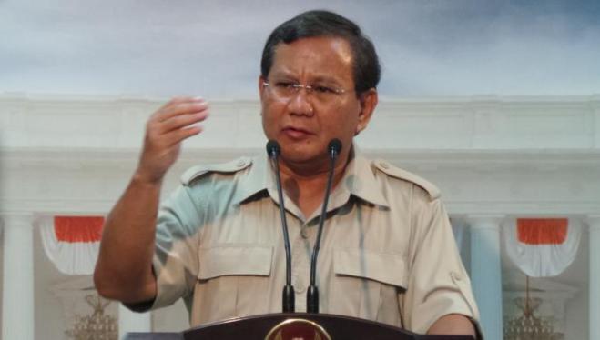 Fadli Zon Akan Ikut Aksi 4 November, Ini Komentar Prabowo