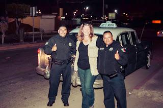 Lily y la policia