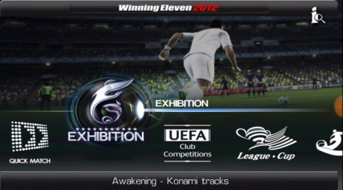 Winning Eleven WE 2012 Mod 2018/19