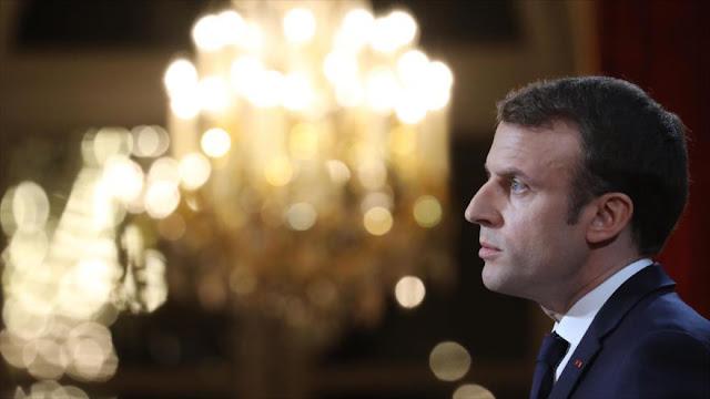 Francia denuncia 'retórica agresiva' de Israel y EEUU contra Irán