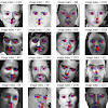Belajar Membuat Program Kecerdasan Buatan Sederhana : Facial Landmark Detection With CNN
