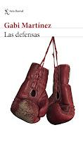 Las defensas de Gabi Martínez
