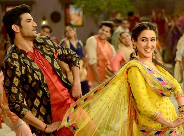 Kedarnath-movie-review-in-hindi-sara-ali-khan-sushant-singh-rajput-samay-tamrakar