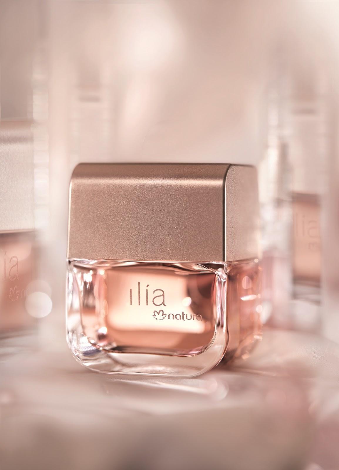 Novo Perfume de Fragrância floral Natura