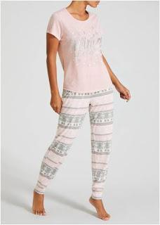 Winter Wonderland Pyjama Gift Set