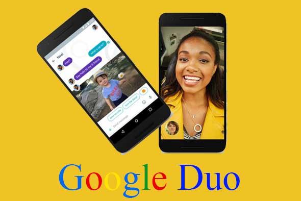 Google Duo - Chatting Application