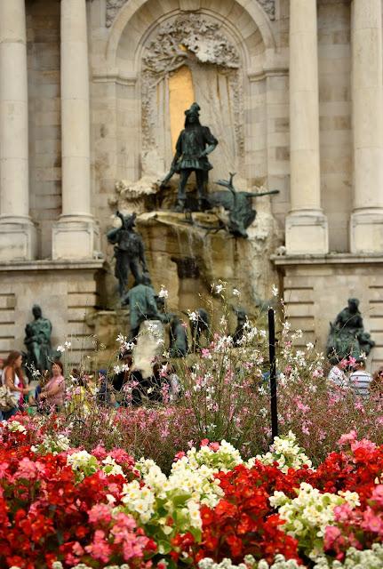Matthiasbrunnen Budapest