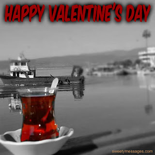 happy valentine day images tea picture