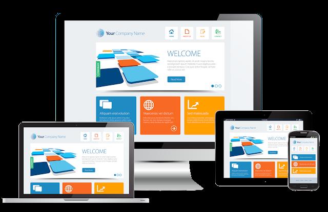 ماهو تصميم المواقع - خطوات تصميم موقعك