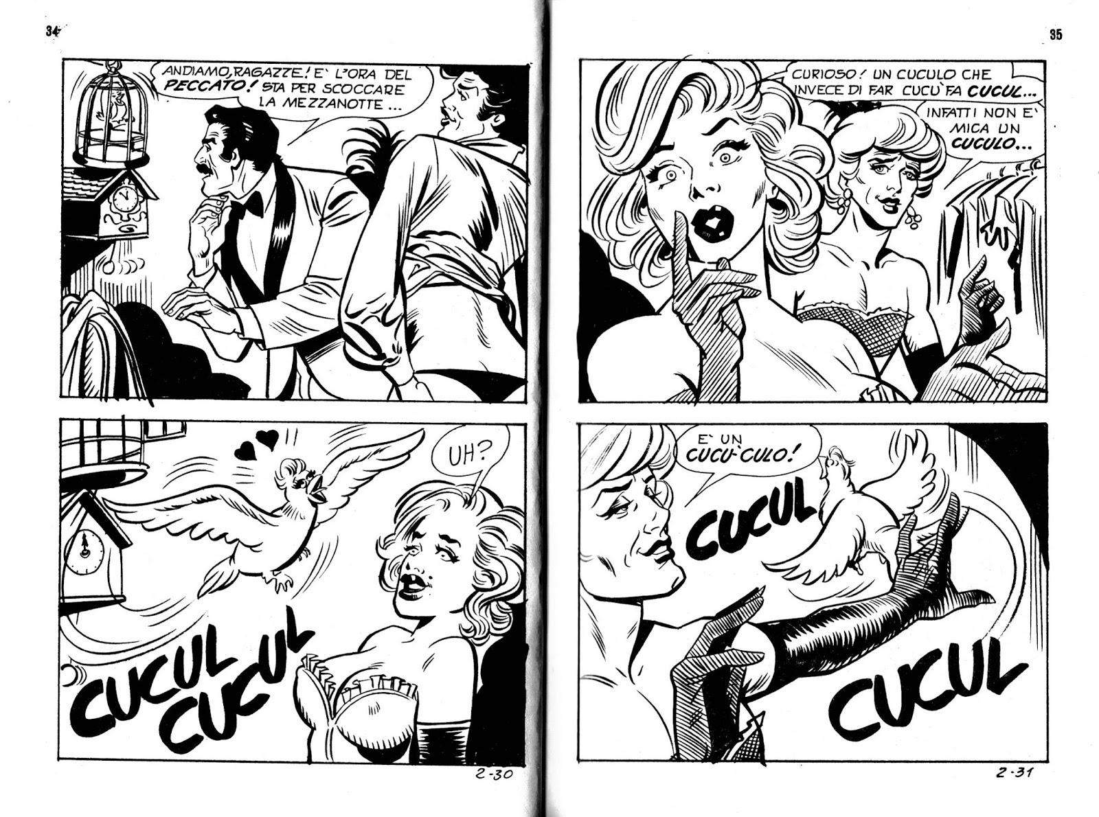 from Emanuel batty e gay fumetti