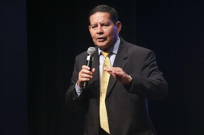 Mourão diz que só vê confronto com Venezuela se Brasil for atacado: 'Mas Maduro não é louco a esse ponto'