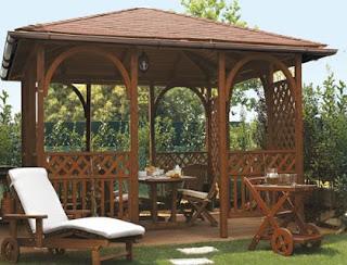 Arredamento country mobili da giardino country for Mobili di giardino