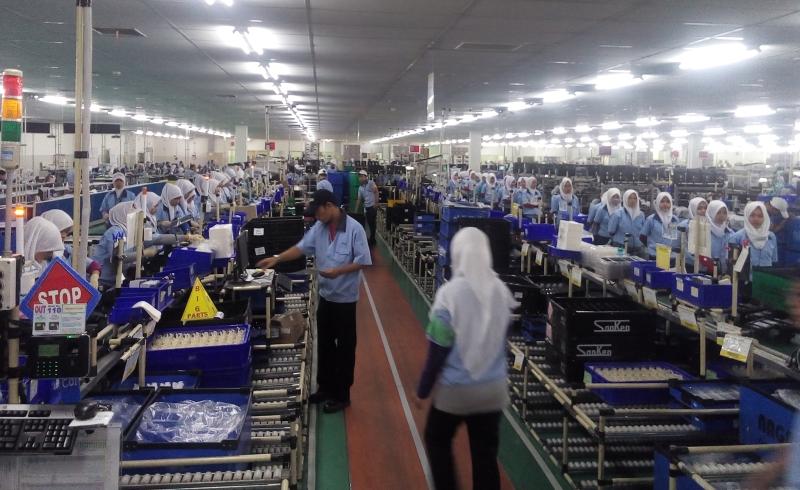 Lowongan Kerja PT Epson Industry Cikarang Terbaru 2020