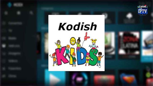 "Como Instalar Add-on ""Kodish Kids"" no Kodi - Desenhos Animados Dublados"