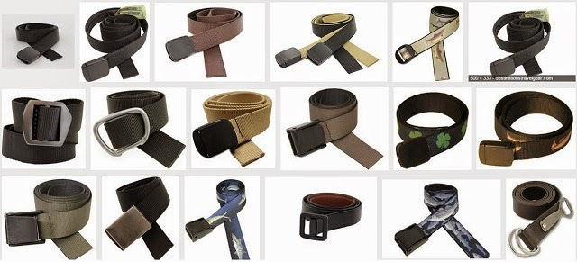 Thomas Bates Leather Belts for Men