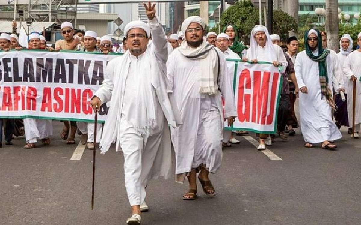 Surat Terbuka Dari Anak Indonesia Untuk Imam Besar Fpi Habib Rizieq Isinya Bikin Merinding