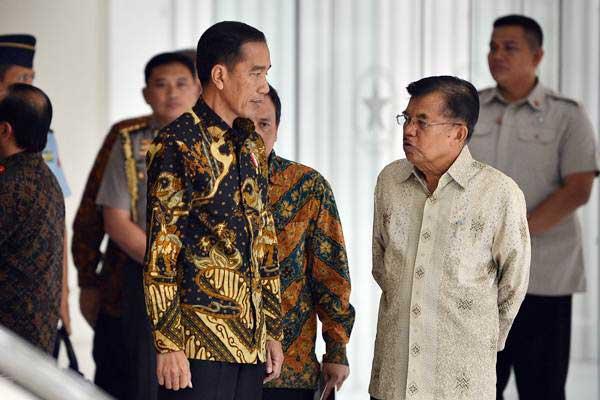 Wapres JK Marah Dana Bantuan Korban Gempa Sulteng Belum Turun
