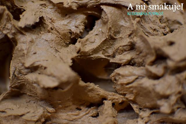 Wegańskie lody czekoladowe