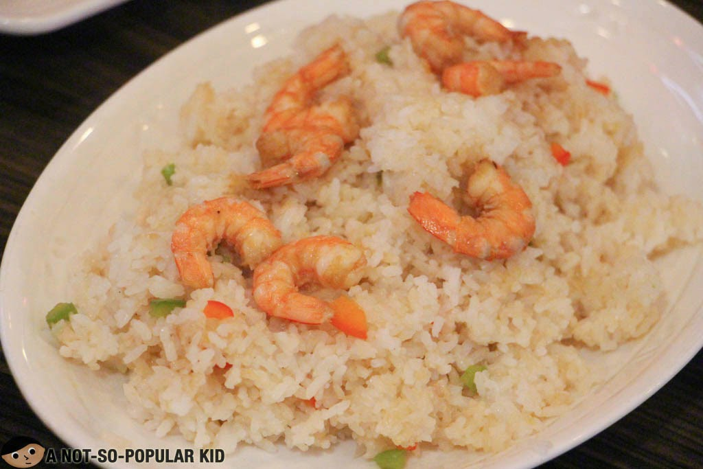 Seafood Fried Rice of Genji-M