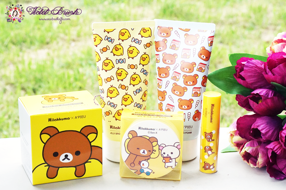 apieu-rilakkuma-collection