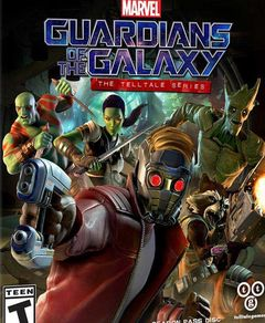 Review Guardians of the Galaxy: The Telltale Series
