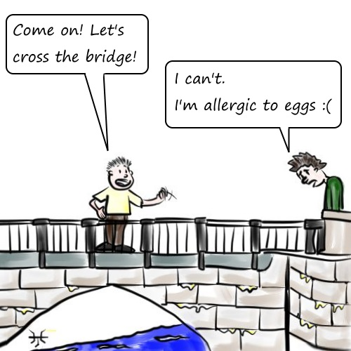 Bridge of Eggs