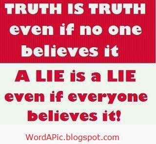 Pics With Words: Truth or Lie