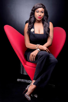 See new beautiful photos released by actress Chike Ike