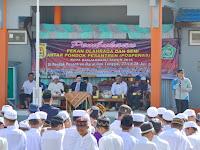 Ka.Kankemenag Kota Banjarbaru Buka Pospeda