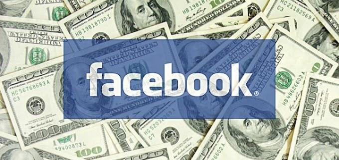 Cara Mendapatkan Uang Dari Facebook Gratis [Terbukti]