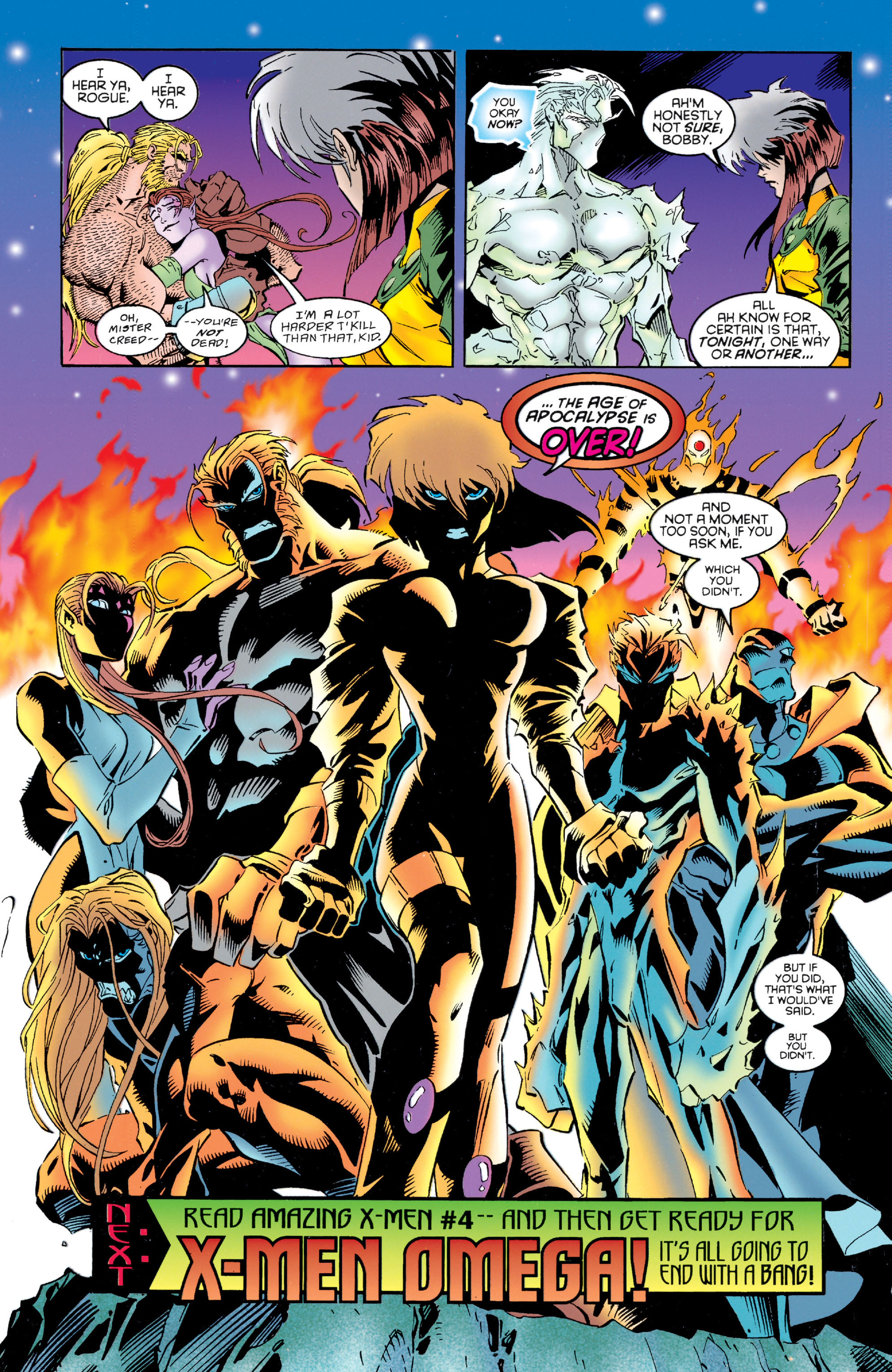Read online Astonishing X-Men (1995) comic -  Issue #4 - 21