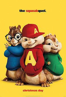 Sóc Siêu Quậy 2 - Alvin and the Chipmunks: The Squeakquel (2009)