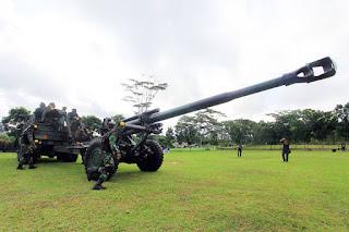 Meriam 155 mm/KH 179 Howitzer