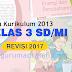 Buku Kelas 3 SD/MI Kurikulum 2013 Edisi Revisi Terbaru