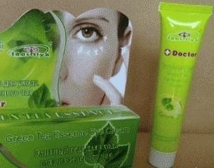 Jual Laoshiya Eye Cream Mengurangi Kantung Mata Panda