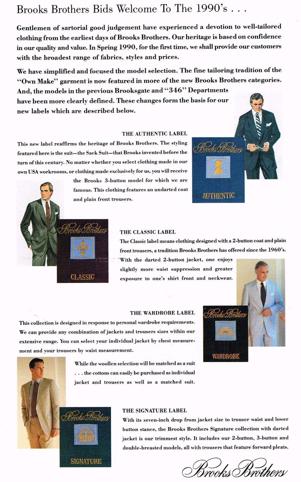 b0fa7e690f3f The Trad: Brooks Brothers Global Citizen