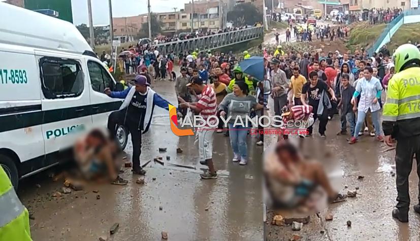 Hombre murió linchado en el sur de Bogotá, por cadena de WhatsApp