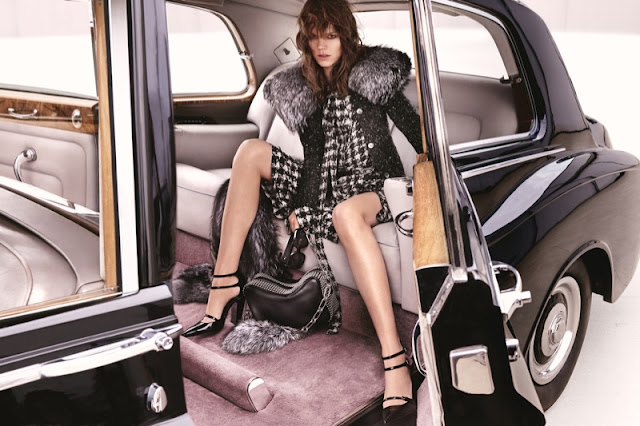 Michael Kors Fall/Winter 2016 Campaign