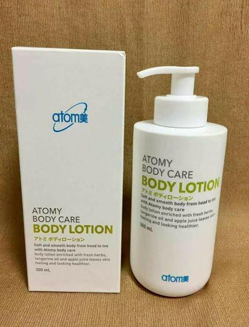 Atomy Body Care Lotion: Cocok untuk Kulit Kering, Tumit Kaki Kasar, Siku Hitam Kering