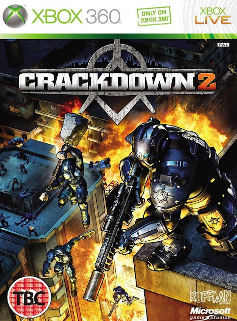 Crackdown 2 - Xbox 360 - Multi5 - Portada