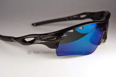 blue oakley glasses g8qm  Oakley Radar Blue Iridium