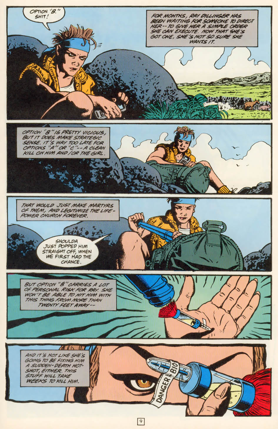 Read online Animal Man (1988) comic -  Issue #78 - 10