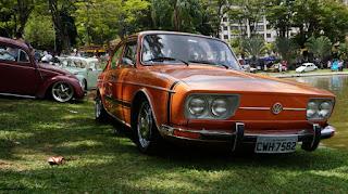 Volkswagen TL Laranja