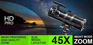 تحميل تطبيق Telescope 45x Zoom Camera Photo and Video